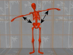 Masturbation_Causes_Skeletal_Misalignment-DistortedSkeletonUnevenArmHipArrows