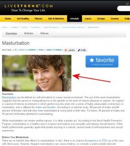 Website_Promoting_Masturbation-LiveStrongPictureHighlighted