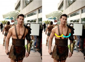 Which_Centurion_Homosexual_Changes-HomosexualLeftChestBigger