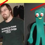 "Why Masturbation Will Make Your Head Slanted Like The Head Of The Cartoon Character ""Gumby"""